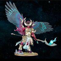Magnus daemon primarch of tzeentch