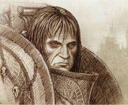 Corax portrait