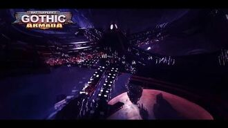 Battlefleet Gothic Armada - Walkthrough Part 15 Blackstone Fortress Heroic Iron Man