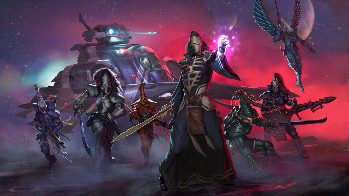 aspect warriors warhammer 40k fandom powered by wikia