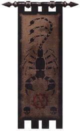 Malinax Knight Banner 1