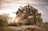 Goffs Deth Rolla Battle Fortress combat