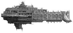 Ambition-class Cruiser