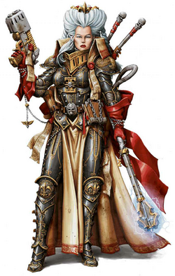 Inquisitor Ordo Hereticus