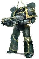Black Legionnaire