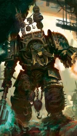 Alpha Legion Chaos Termi