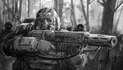 Kill Squad Trooper