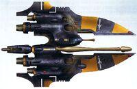 Alaitoc Lynx Hvy Grav Tank