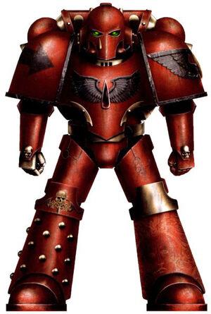 BA Legionary MK IV