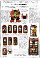Ghazghkull's Goff Warband Symbols