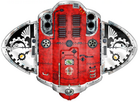 Knight Paladin Omnissiah's Fury (top)