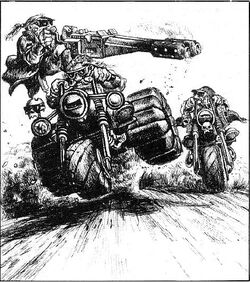 Guild Heavy Weapon Trike