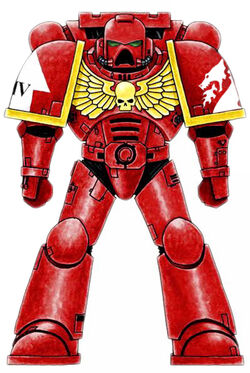 Red Dragons Astartes