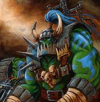 DeathSkulls Warboss