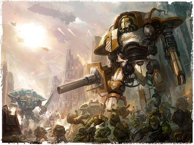 File:White Warden & Forgotten Knight Alaric Prime.jpg