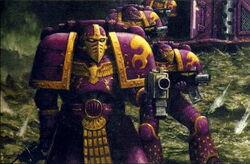Fulgerion Veteran Squad