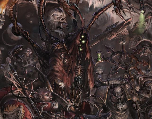 Dark Mechanicus Warhammer