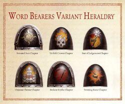 WB Variant Heraldry