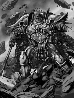 Angron Istvaan III