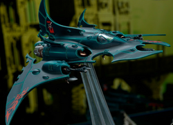 Razorwing Jetfighter