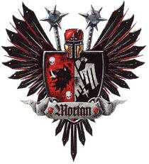 House Mortan Heraldry