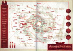 Imperium Dominatus Ancient Map