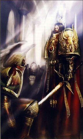 File:Sanguinius & The Emperor.jpg