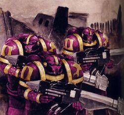 Torvinal Tactical Assault Squad