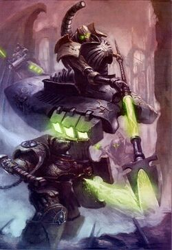 Necron Destroyer Lord