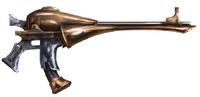 Shuriken Pistol Harlequin