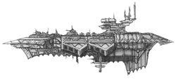 Styx Class Heavy Cruiser