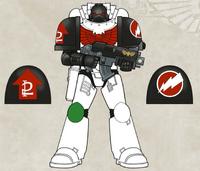 Black Guard Colour Scheme
