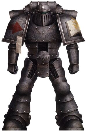WB Legionary Crusade Armour