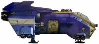 Angels Rev Storm Eagle Gunship