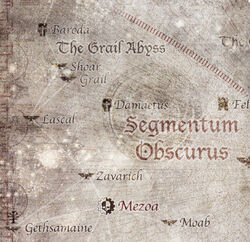 Grail Abyss Map