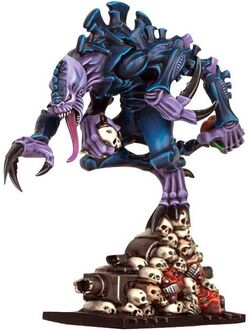 Broodlord model space hulk