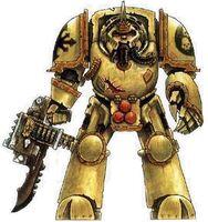 Death Guard Terminator