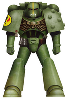 Mantis Legion Armor
