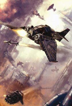 Nephilim Jetfighters