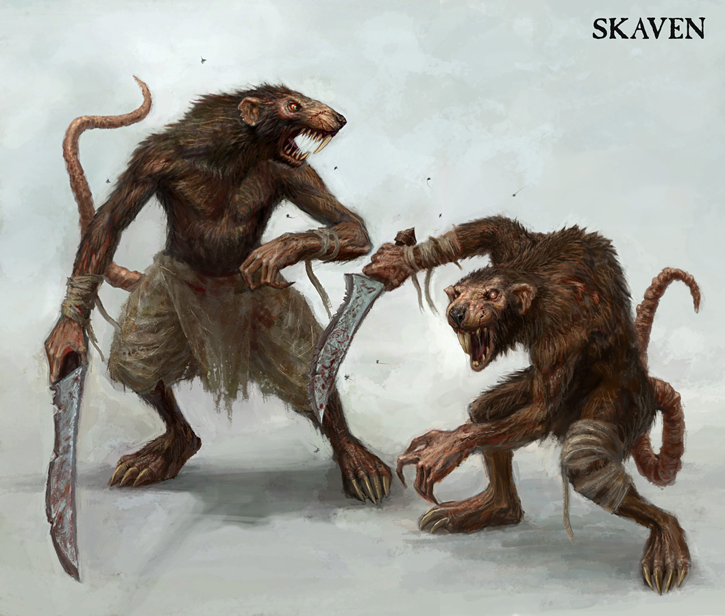 Image result for skaven