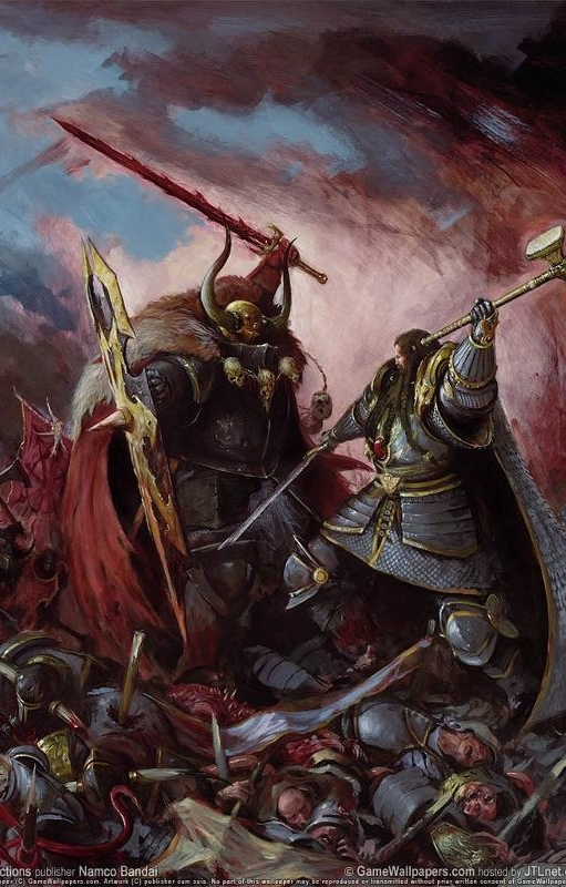 warhammer mark of chaos crack free