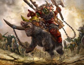 Warhammer Gorbad Ironclaw