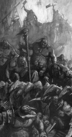Warhammer Ogre Pit-Fight