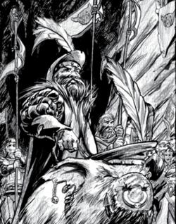 Warhammer Tobaro Meldo Marcelli