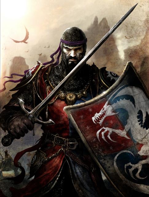 Bretonnian Knight