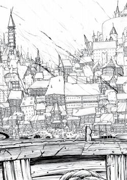 Warhammer Altdorf City