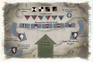 Battle of La Masontaal