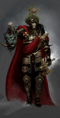 Emperor Karl Franz
