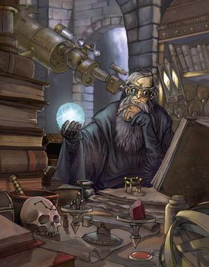 Warhammer College of Magic