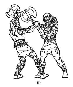 Warhammer Udoses Warrior